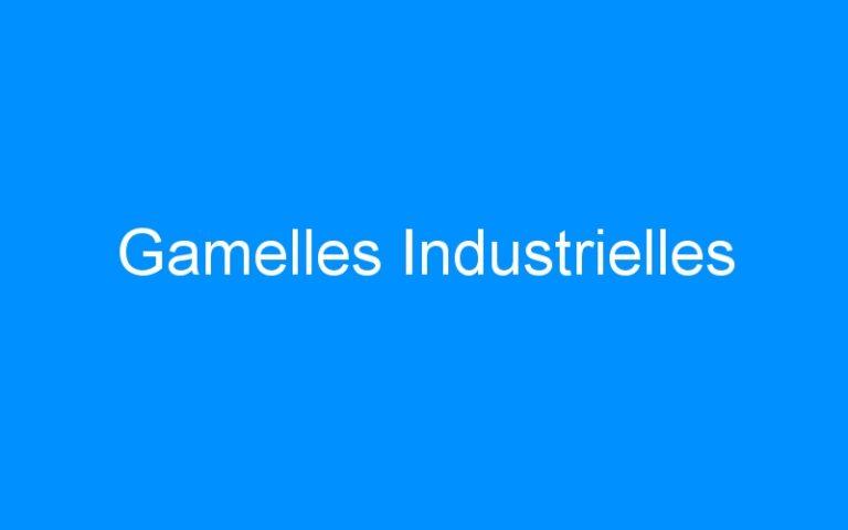 Gamelles Industrielles