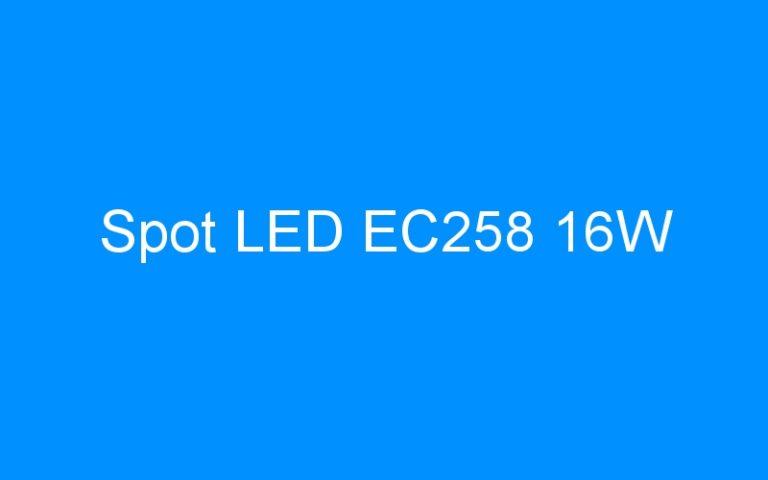 Spot LED EC258 16W